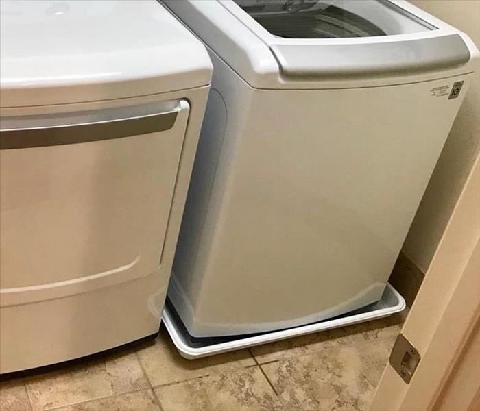 Wet Laundry Room