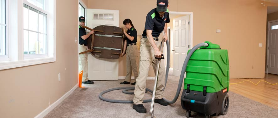 Dallas, TX residential restoration cleaning